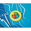 Игровой бассейн Вулкан с горкой, подушкой, кольцом и 4 шариками Bestway 53069 265 х 265 х 104 см, фото 2