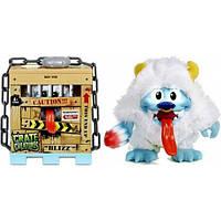 Crate Creatures Интерактивная игрушка Йети 549246 Surprise MGA