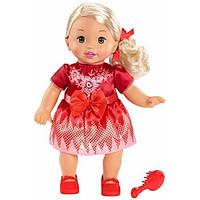 Little Mommy Кукла пупс Маленькая мама праздничная Sweet as Me Holiday Doll