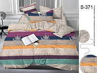 Евро комплект постельного белья с компаньоном S371