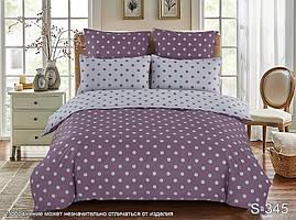 Семейный комплект постельного белья с компаньоном S345