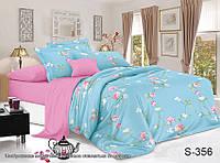 Семейный комплект постельного белья с компаньоном S356