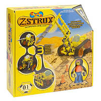 ZOOB Конструктор Зуб Скорпион Бурильщик Z-Strux Scorpion Driller 0Z15020TL