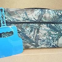 Набор № 19 Мангал-чемодан в чехле на 8 шампуров + лопатка веер