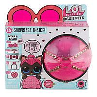 L. O. L. Surprise Biggie Pet Spicy Kitty Большой питомец лол Кошечка Перчинка LOL оригинал