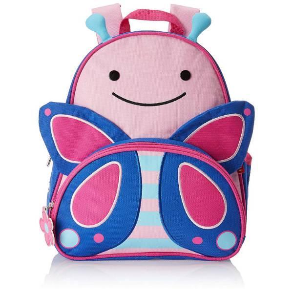 Skip Hop Zoo Рюкзак Бабочка Butterfly Kid Backpack School Bag