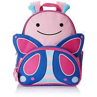 Skip Hop Zoo Рюкзак Бабочка Butterfly Kid Backpack School Bag, фото 1