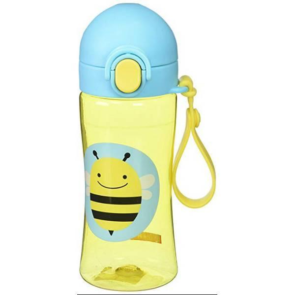 Skip Hop Zoo Спортивный поильник бутылочка Пчелка Bee Lock-Top Sports Bottle