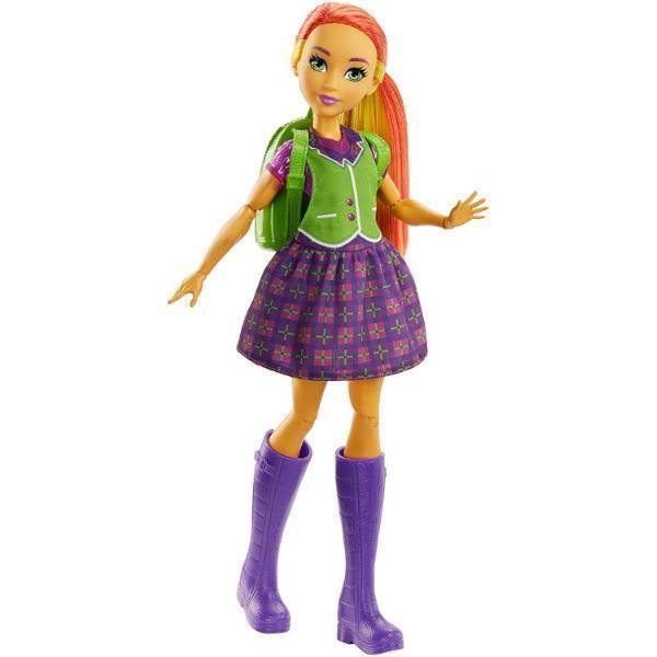 DC Super Hero Girls Супер герои Старфаер трансформация FRF89 Starfire Transforming Doll
