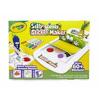 Crayola Творческий набор Создай ароматизированные наклейки Silly Scents Sticker Maker, фото 1