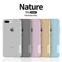 "TPU чехол Nillkin Nature Series для Apple iPhone 7 plus / 8 plus (5.5"")"