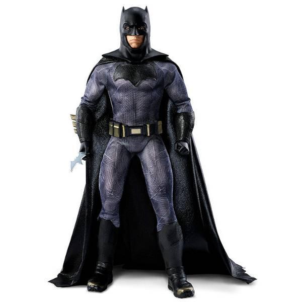 Barbie Бетмен против Супермена рассвет правосудия 2016 Batman v Superman Dawn of Justice Batman Doll