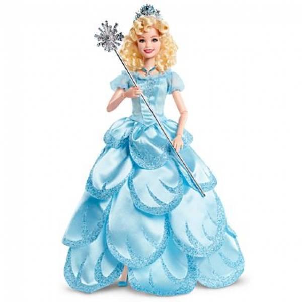 Barbie Коллекционная Барби Глинда Волшебник страны Оз 2018 FJH61 Wicked Glinda Doll