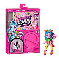 Кукла Capsule Chix Sweet Circuits Collection сюрприз Капсул Чикс Сладкая Свит Сиркуитс оригинал Moose