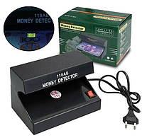 Ультрафиолетовый детектор валют и банкнот Ad-118ab от сети 220В