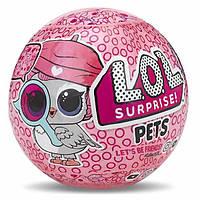 L. O. L. Surprise! Секретные месседжи Мой любимец сюрприз в шаре S4 Pets Series 4