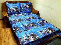 Детский комплект постельного белья в кроватку №дсм03