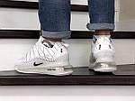 Мужские кроссовки Nike Air Max 720 (белые) - термо, фото 2