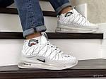 Мужские кроссовки Nike Air Max 720 (белые) - термо, фото 3