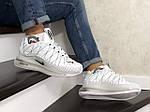 Мужские кроссовки Nike Air Max 720 (белые) - термо, фото 4