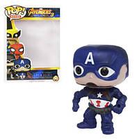 """Фигурка """"POP! Супергерои: Капитан Америка"""" 662"""