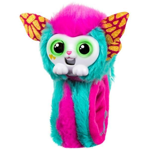 Little Live Pets Интерактивная игрушка браслет Флутта Wrapples Flutta