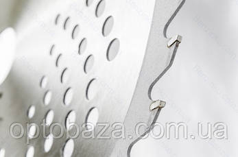 Нож 40 зубый с победитом 25,4мм х 255 мм (в коробочке) для мотокос., фото 2