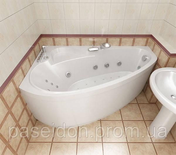 Ванна акриловая Пеарл-шелл