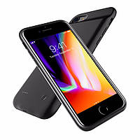 Чехол аккумулятор AmaCase для iPhone 6/6s Черный (3000 мАч)