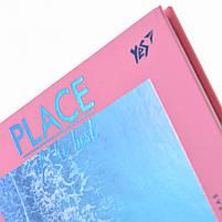 "Блокнот 140*185/64 КЛ. 7БЦ ""Place ot the best""  YES        код: 151467, фото 5"