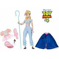Disney Toy Story 4 История игрушек Пастушка Бо Пип GDR18 Bo Peep Epic Moves Action Doll Play Set