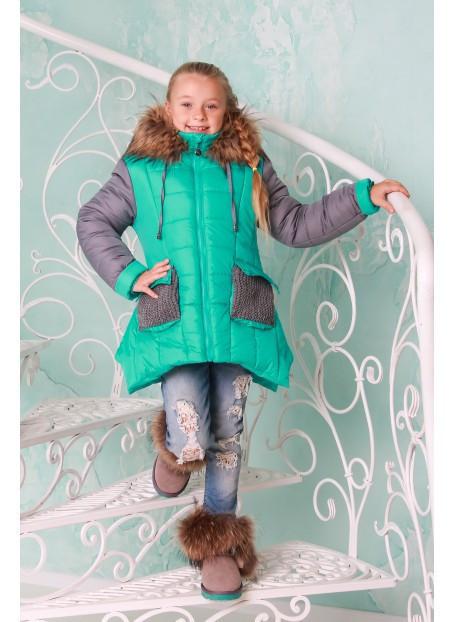 Куртки, ветровки, плащи,комбинизоны для девочек