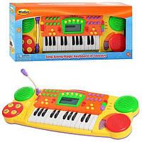 Музыкальная игрушка Синтезатор WinFun 2036 NL