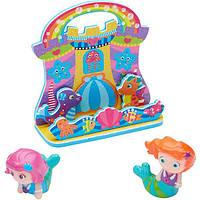 Alex Игрушка для ванной русалки в замке 200010-4 Rub A Dub Mermaids in the Tub