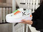 Женские кроссовки Nike Air Force 1 Jester XX (белые), фото 2