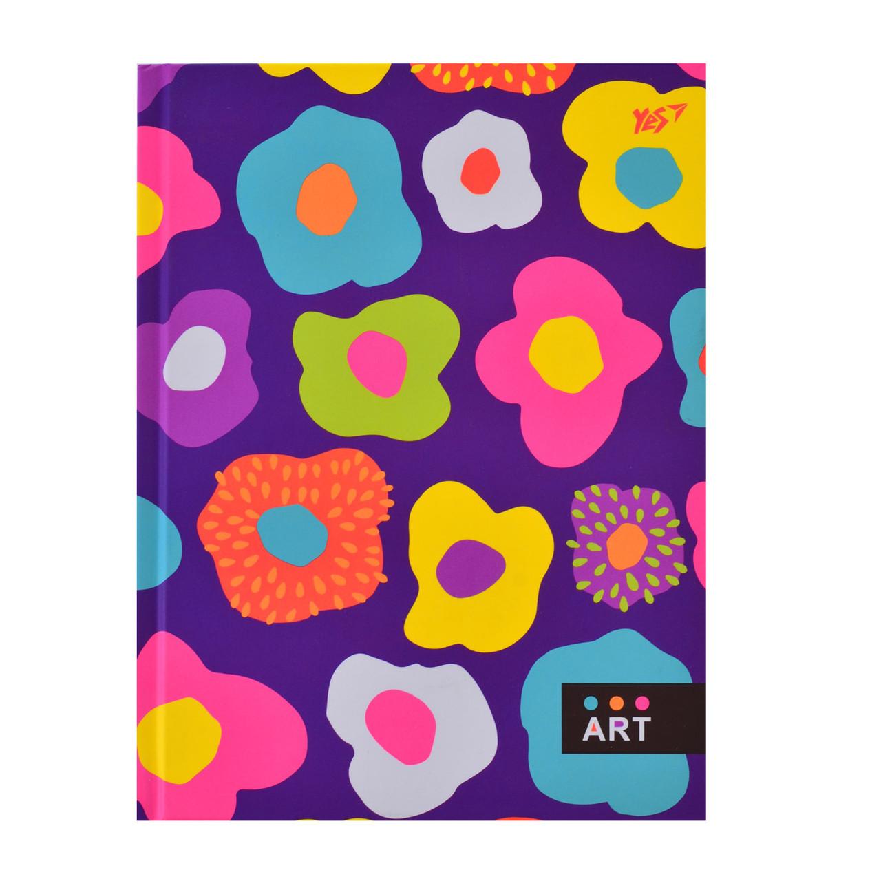 Блокнот 140*185/64 ТЧК. 7БЦ Art mix  YES код: 151515
