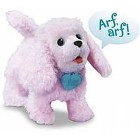 FurReal Friends Интерактивный щенок пудель A4273000 Walkin' Puppie Pretty Poodle, фото 1