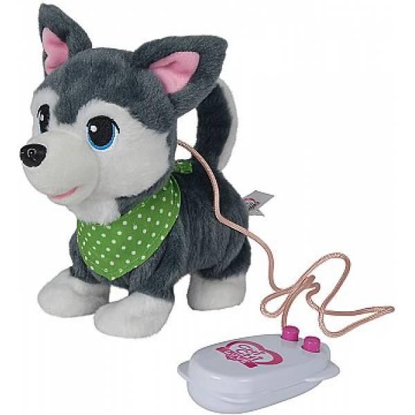 Chi Chi Love Интерактивная собачка Друзья щенки CCL и друзья на пульте 5893243 puppy friends