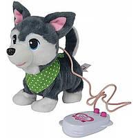 Chi Chi Love Интерактивная собачка Друзья щенки CCL и друзья на пульте 5893243 puppy friends, фото 1