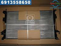 ⭐⭐⭐⭐⭐ Радиатор охлаждения РЕНО LAGUNA II (01-) (производство  Nissens) ЛAГУНA  2, 63813