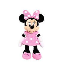 Disney Минни Маус плюшевая розовая Classic Minnie in Pink Medium Plush