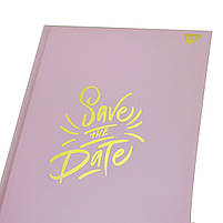 Блокнот для девочки Yes Save the date серии You GO girl, 140 х 210 мм, 152 л.    код: 151577, фото 3