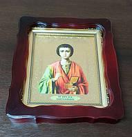 Икона Святой Пантелеимон - целитель 35х30см, фото 1