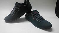 Мужская кожаная обувь Columbia (серый нубук), фото 1