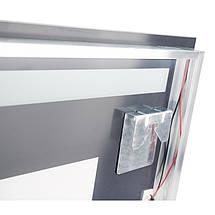 Зеркало с подсветкой и антизапотеванием Q-tap Mideya LED DC-F609 1000*600, фото 3