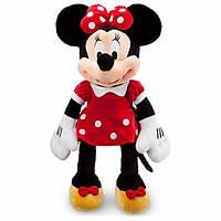Disney Плюшевая Минни Маус 69 см красная Minnie Mouse Plush 27 red