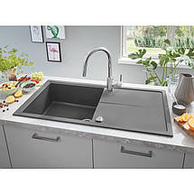 Мойка гранитная Grohe EX Sink K400 31641AT0, фото 3