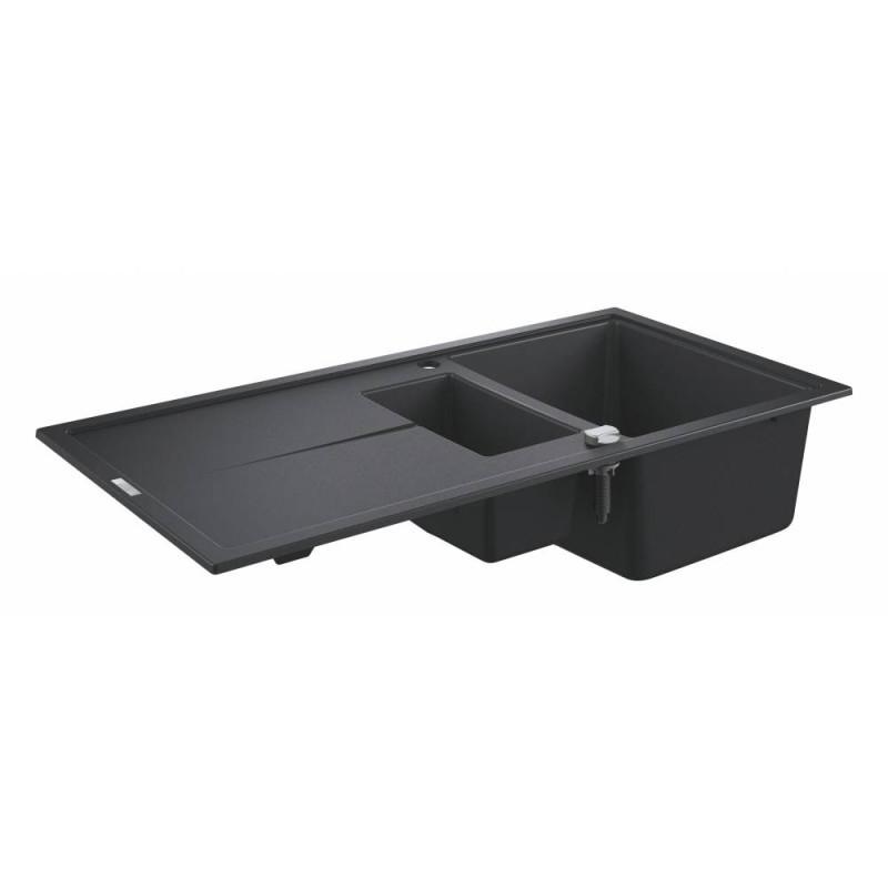 Мойка гранитная Grohe EX Sink K400 31642AP0