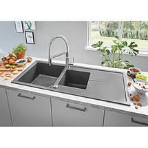Мойка гранитная Grohe EX Sink K400 31643AT0, фото 3
