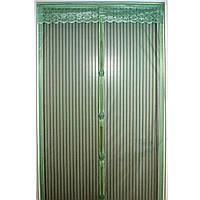 Дверная антимоскитная сетка на магнитах 100 х 210 см (однотонная, цвет мкс)